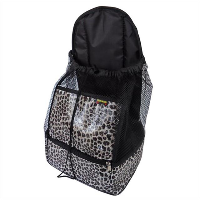 mochila de transporte keep pet - onça
