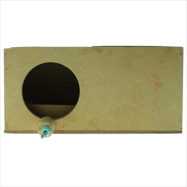 ninho piriquito toy for bird - tam g