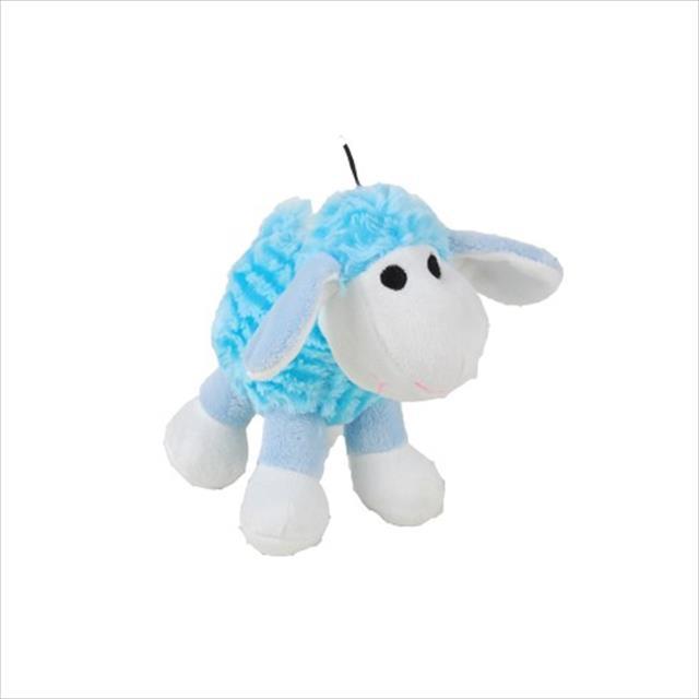 pelúcia ovelhinha azul - petix