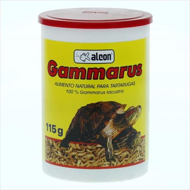 ração gammarus - 8gr