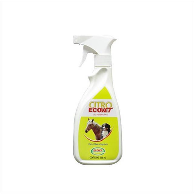repelente ecovet citro para cães - 500ml