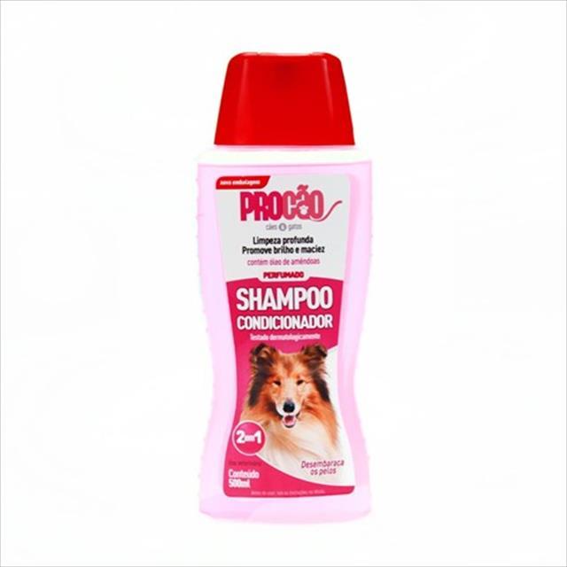 shampoo e condicionador procão - 500ml