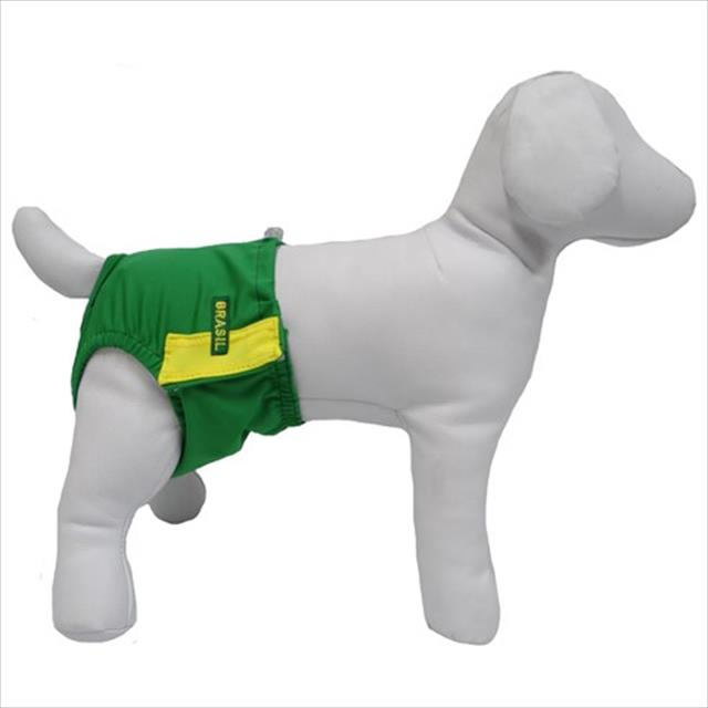 sunga baw waw cão brasil i - tam m