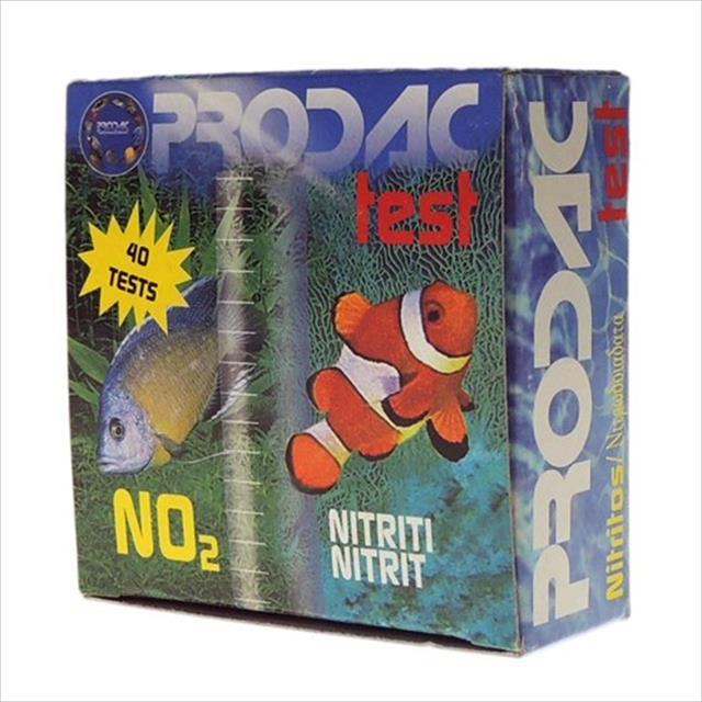 teste de nitrito prodac no2