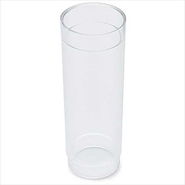 tubo mr pet para placa biológica - cristal tubo mr pet para placa biológica cristal - grande