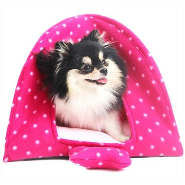 cabana pet pickorruchos - poá rosa cabana pet pickorruchos poá rosa - tam p