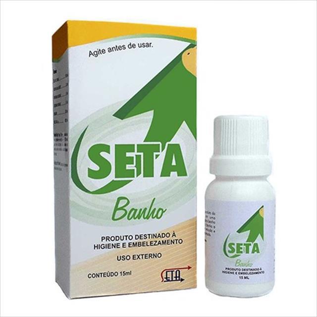 higiene seta banho - 15 ml