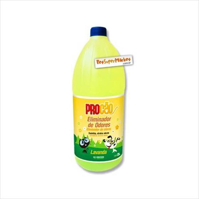 eliminador de odores lavanda - 2lts