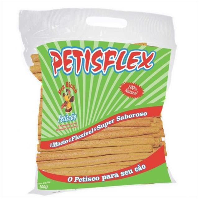 petisflex petiscão - 500 g petisflex petiscão 500 g sabor - natural