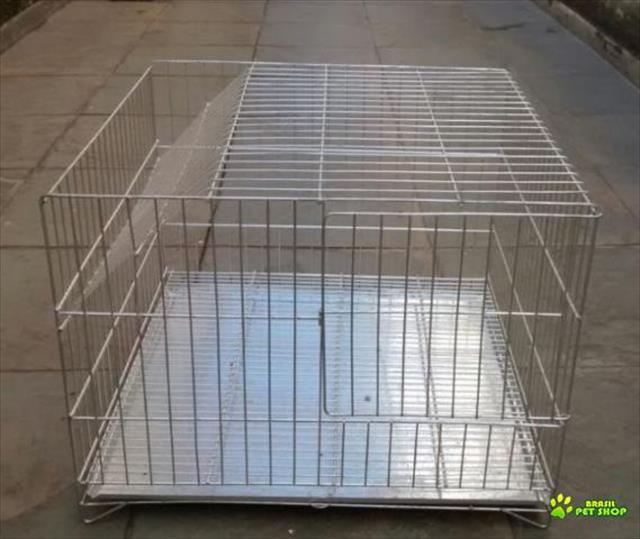 gaiola para coelhos