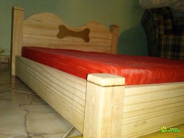 fabrico camas sob medida para seu pet