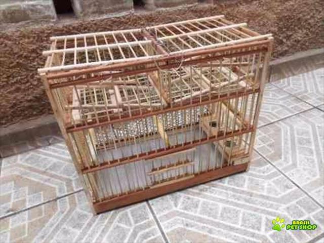 vende se ou troca gaiola batedeira de 4 asapao usado