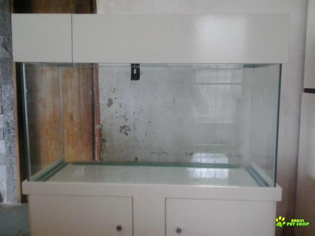 aquário 200l com móvel
